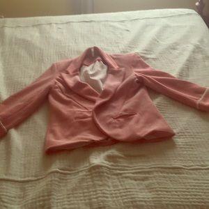 3/4 sleeve blazer, size small